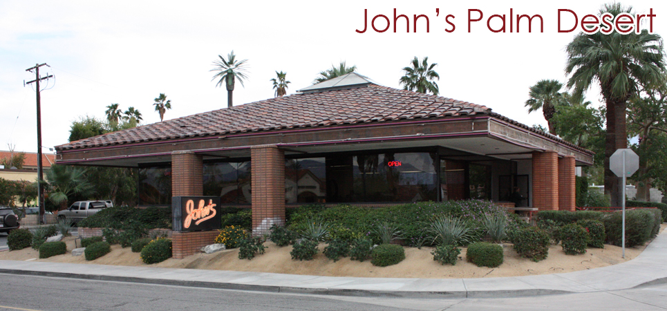 Johns Palm Desert